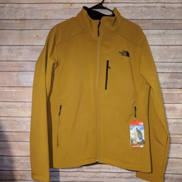 3fc296574a02 Men s Rare Golden Brown Apex Bionic 2 Jacket